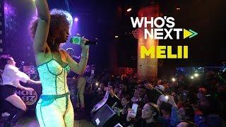 Melii Live @ HOT 97's WHOS'S NEXT