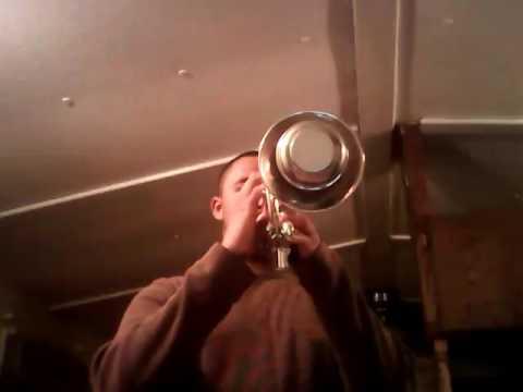 That's What I Like- Bruno Mars (Trevor Hawkins) Trumpet Cover