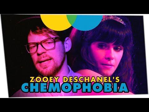 Zooey Deschanel's Chemophobia