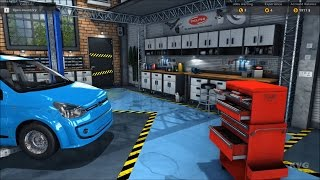 Car Mechanic Simulator 2015 Gameplay (PC HD) [1080p]