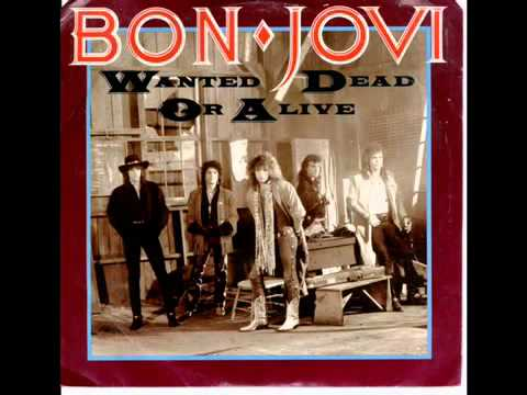 wanted dead or alive instrumental mp3 download