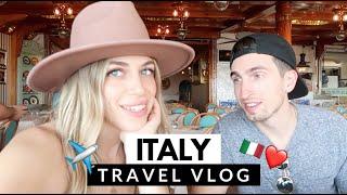 ITALY TRAVEL VLOG | Rome, Positano, Capri