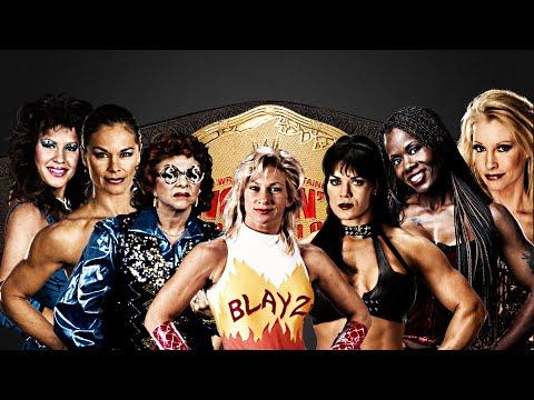 WWF/E Women's championship History (1956-2002)  PART 1