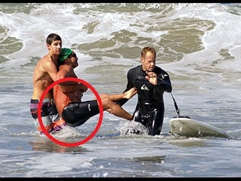Shark Attack Beaches Compilation 2016