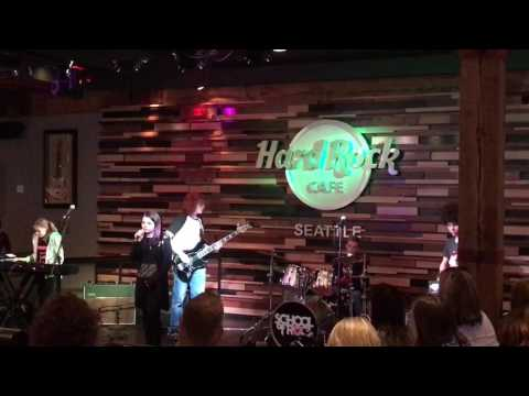 """Seattle School of Rock performs The Blues """"tell Mama"""""""