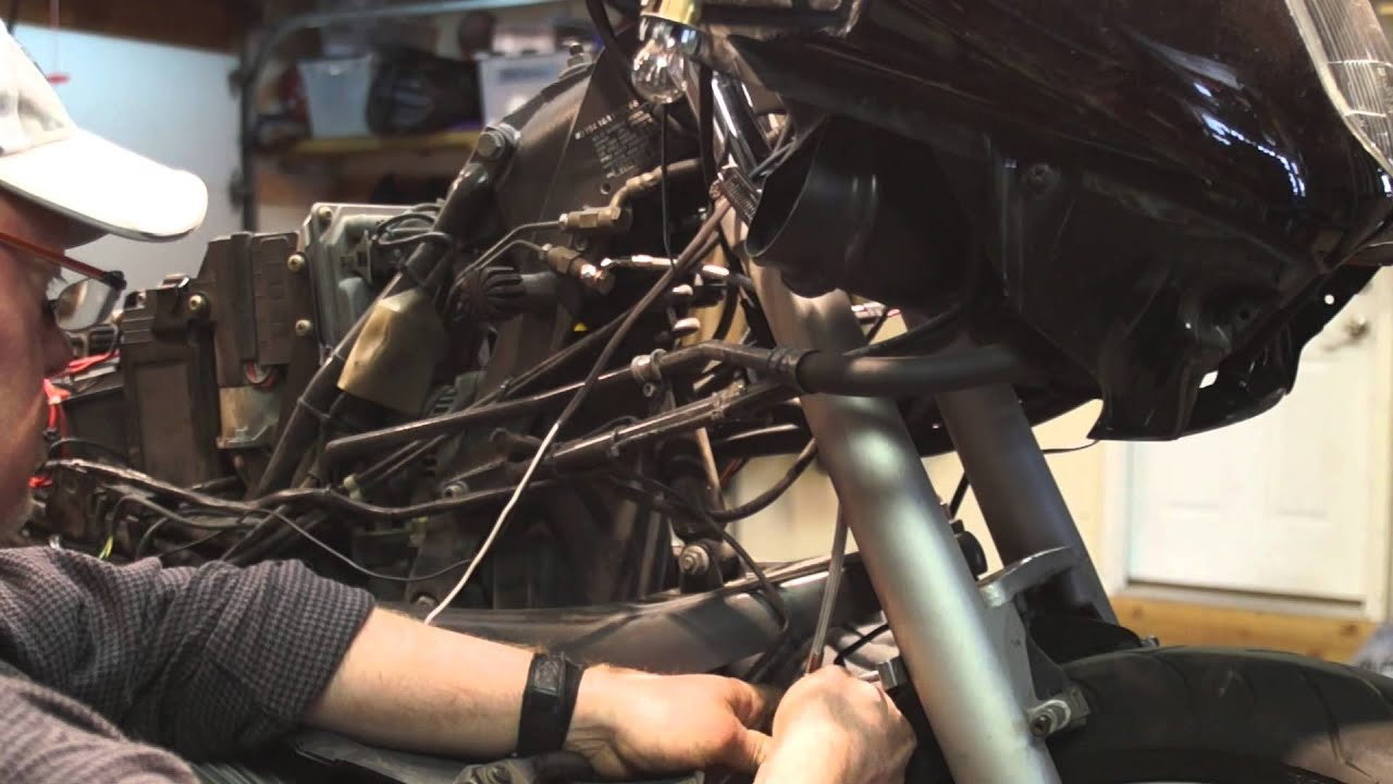 small resolution of  bmw r1100rt ke lines replacement line bleed youtube on ducati streetfighter wiring diagram