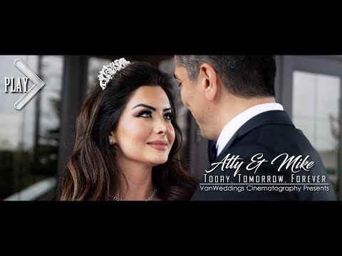 Most Amazing Luxury Persian Wedding Toronto