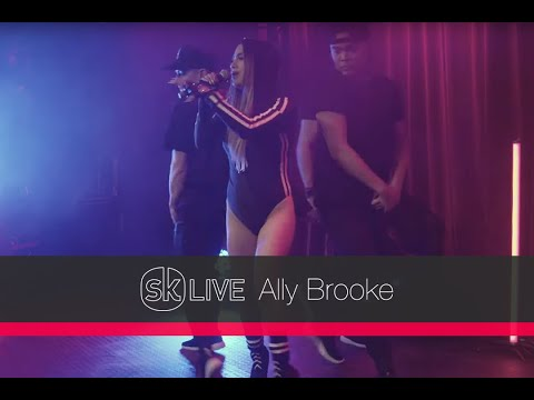 Ally Brooke - Lips Don't Lie [Songkick Live] Mp3