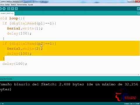 Videotutorial de Arduino 9: usando el puerto serie