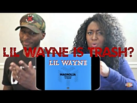 Lil Wayne - Magnolia Reaction LITTTTTY!!!