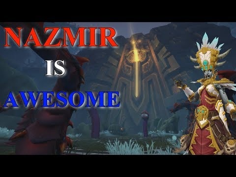 The Story of Nazmir - Battle for Azeroth Alpha
