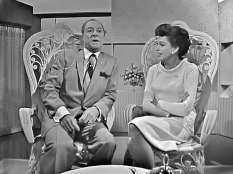 George Jessel Judy Garland  1963