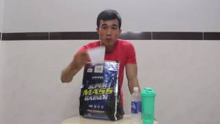 mass gainer review