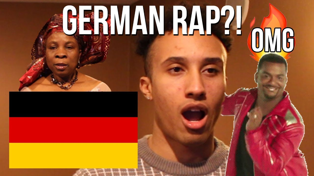 Russians React To German Rap Ufo361 Scheiss Auf Eure Party Reaction To German Rap Youtube
