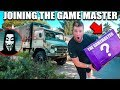 JOINING THE GAME MASTER?! Mystery Package From The Game Master