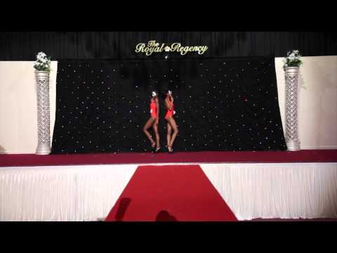 Miss Black Africa UK 2014 Grand Finale - Swimsuit Round