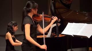Beat Furrer: Lied für Violine und Klavier (1993)