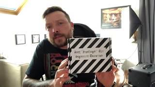Pushking Pedals IRONFINGER Axel Ritt Signature Distortion Pedal Video 1/4