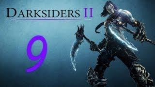 Прохождение Darksiders 2 Часть 9 (Горвуд)