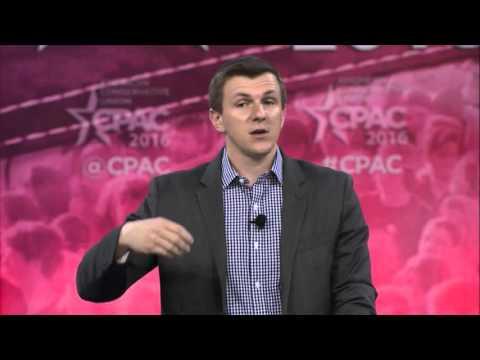 CPAC 2016 - James O'Keefe