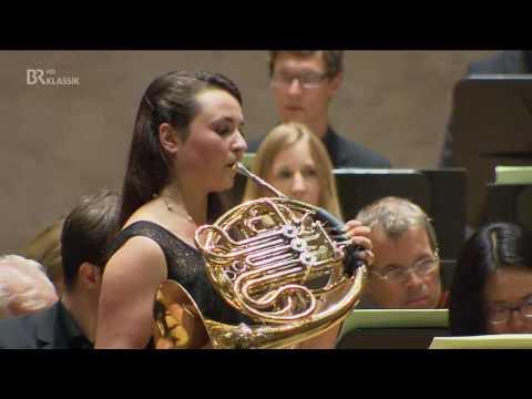 ARD-Musikwettbewerb 2016, Finale Horn - Katerina Javurková, Tschechien - BR
