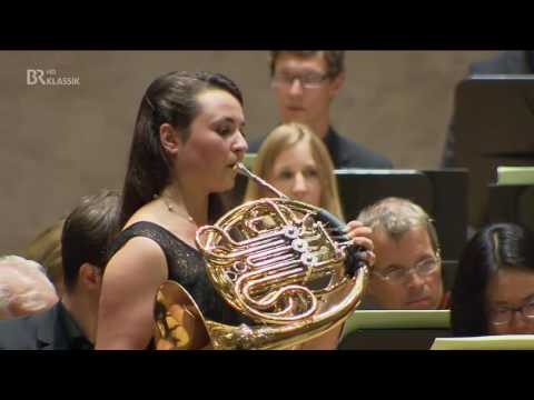 International ARD music competition 2016, French Horn - Katerina Javurková, Czech republic
