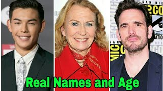 Running for Grace Real Names and Age | Movie | 2018
