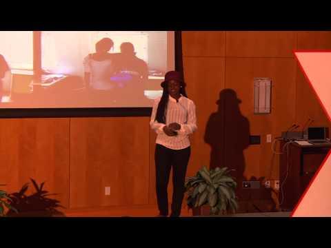 Youth empowerment | Boury Silla | TEDxSpeedwayPlaza
