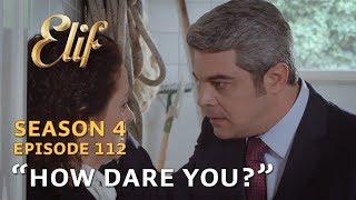 """""""Buna nasıl cüret edersin?"""" - Elif 672. Bölüm (English & Spanish subtitles)"""