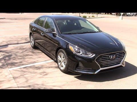 2018 Hyundai Sonata: Performance & Fuel Economy Drive