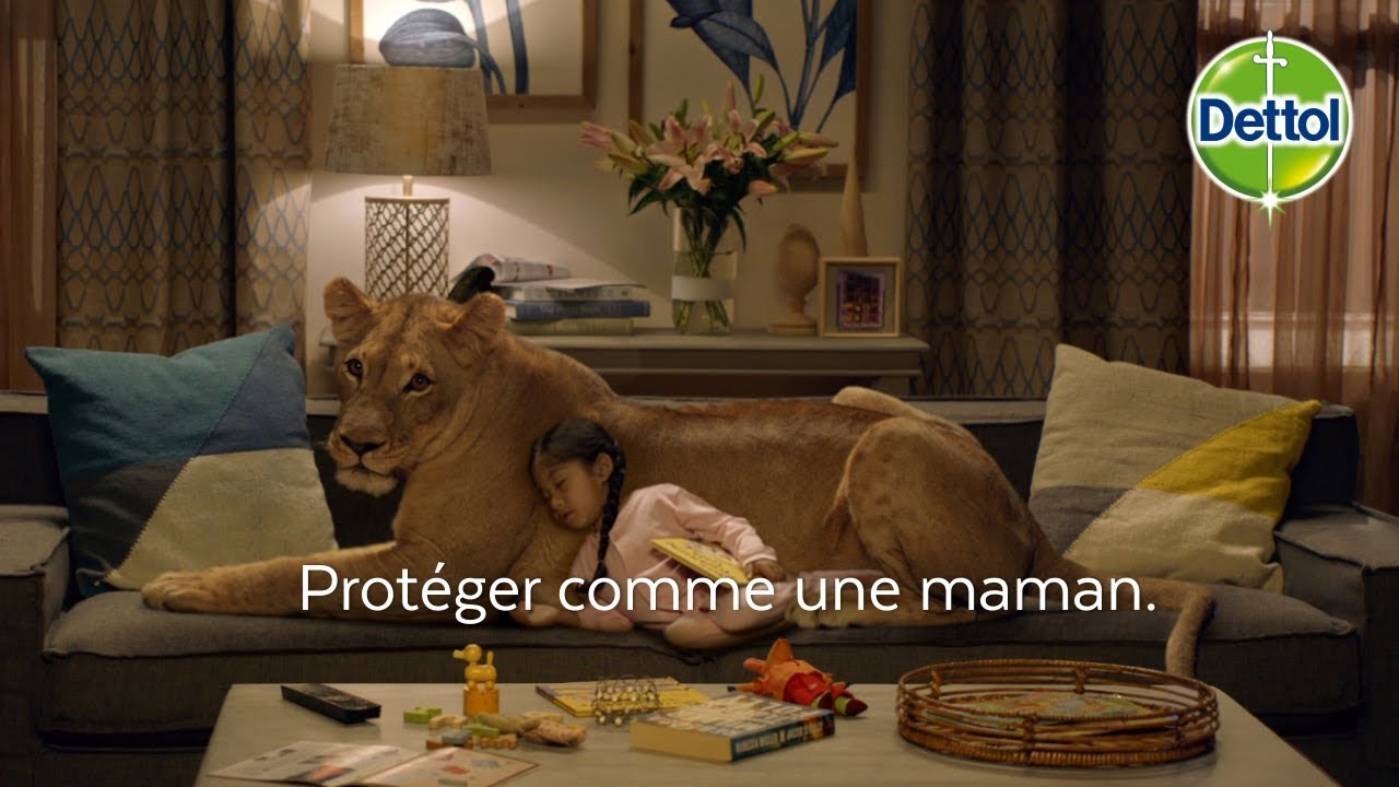 Dettol Proteger Comme Une Maman Protect Like A Mother