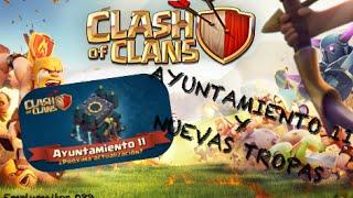 ¡¡¡Sneak Peek!!! ¡¡¡Ayuntamiento 11 y Nuevas tropas!!! - Sucos Clash of Clans