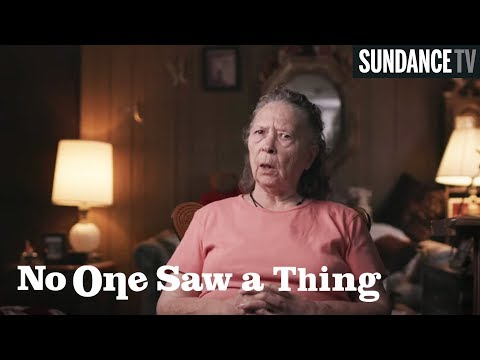 NO ONE SAW A THING: 'A New Lead'  Episode 105 Clip | SundanceTV