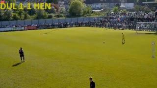 Dulwich Hamlet vs Hendon FC Bostik League Playoff