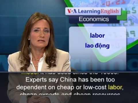 Phát âm chuẩn cùng VOA - Anh ngữ đặc biệt: China Reform (VOA-Econ Report)