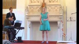 Ilse Suffis  Habanera uit Carmen van Bizet