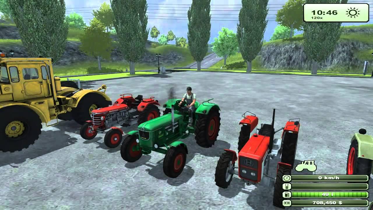 Farming simulator 2013 mod ci gniki classic