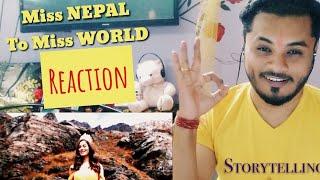 REACTION on SHRINKHALA KHATIWADA Introduction (Proud Moment) 2018 Miss Nepal's Beauty