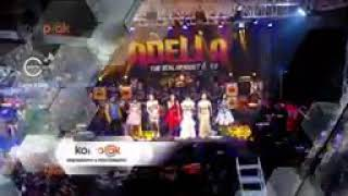DERITA DI ATAS DERITA | SHERLY KDI | OM ADELLA  LIVE DI BANGKALAN