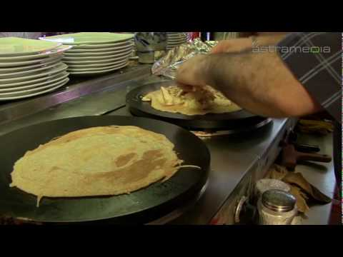Jardin Des Crepes Geneve Creperie With Large Menu Youtube