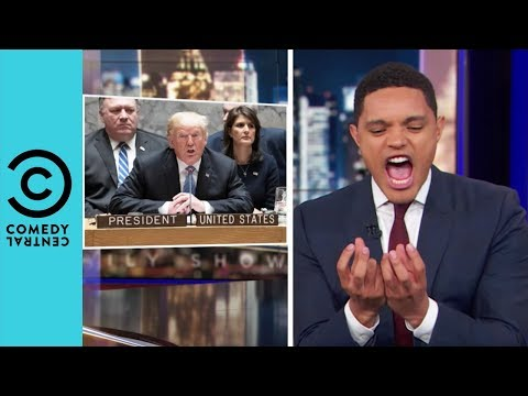 Donald Trump's Chinese Conspiracy Theory   The Daily Show With Trevor Noah