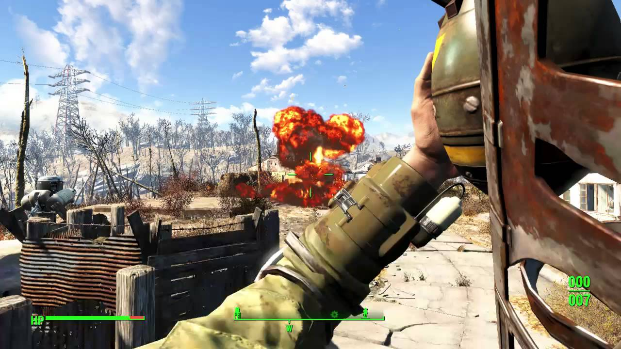 Fallout 4 mini nuke console command youtube - What consoles will fallout 4 be on ...