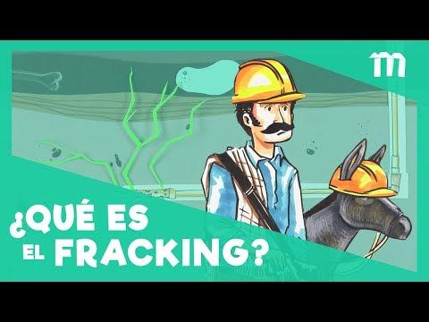 ¿Qué es el Fracking?