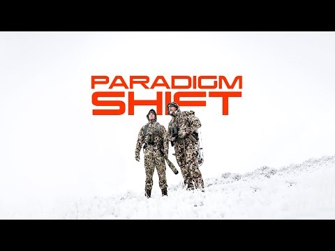 Paradigm Shift Presented by onX Hunt