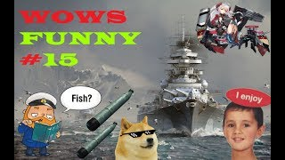 World Of Warships Funny#15