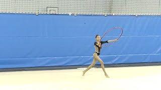 Успеть за 90 секунд: на Кубани прошел чемпионат по художественной гимнастике