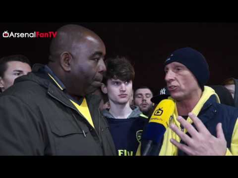 Everton 2 Arsenal 1 | Why Is Mesut Ozil Immune To Criticism? asks Lee