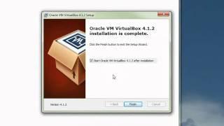2. eine VirtualBox deinstallieren und installieren und das extensionpack hinzufügen