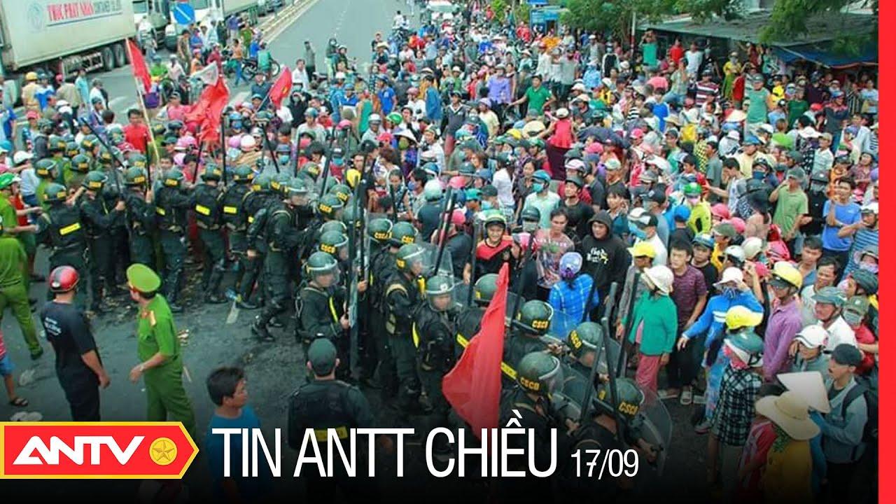 Download Tin An Ninh Trật tự Nóng Nhất 24h Chiều 17/09/2021 | Tin Tức Thời Sự Việt Nam Mới Nhất | ANTV