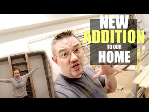 NEW ADDITION TO OUR HOME |Somers In Alaska Vlogs